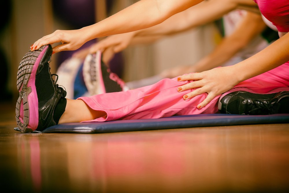 Особенности занятий фитнесом на растяжку