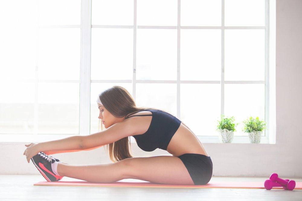 Комплекс упражнений на разные группы мышц