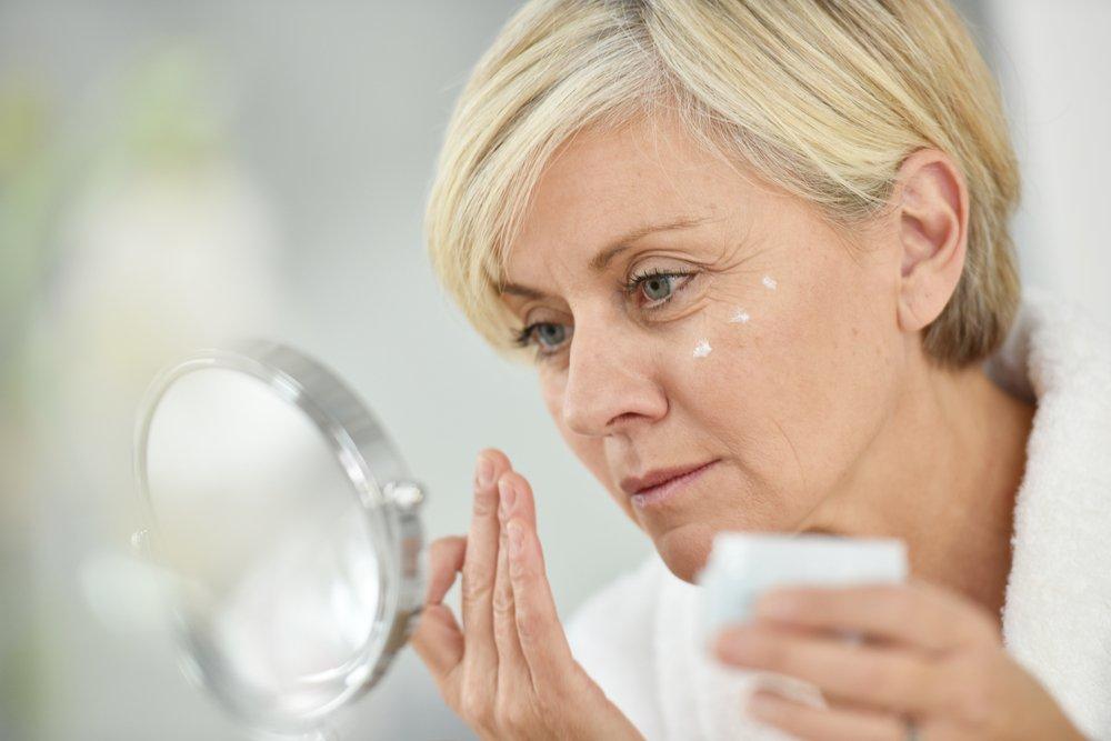 Как влияют компоненты средств anti-age на кожу лица?