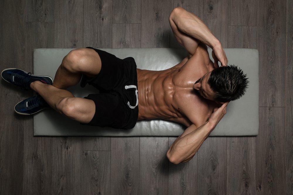 Дополнительные занятие фитнесом для мужчин