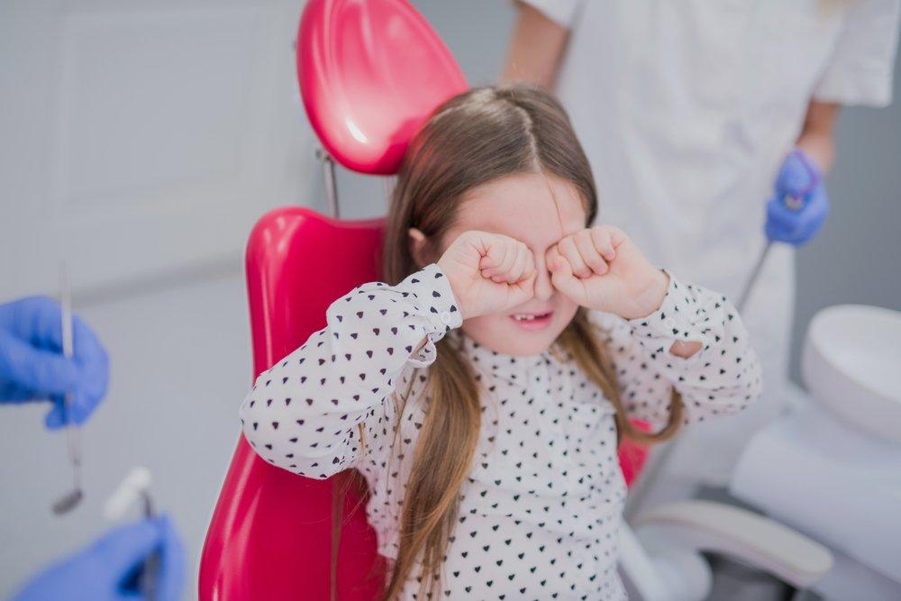 Особенности зубочелюстной области у детей