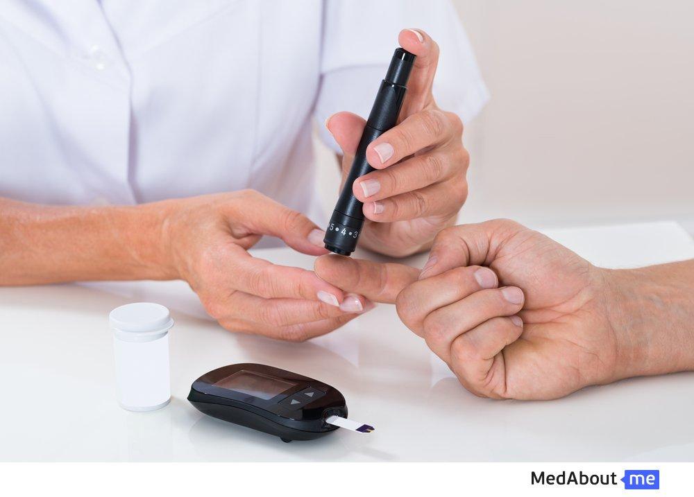 Осложнения при сахарном диабете