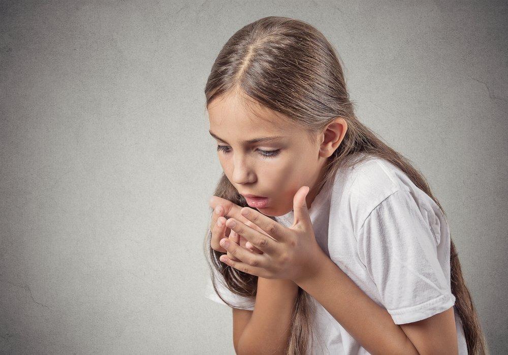 Срыгивания у детей старшего возраста