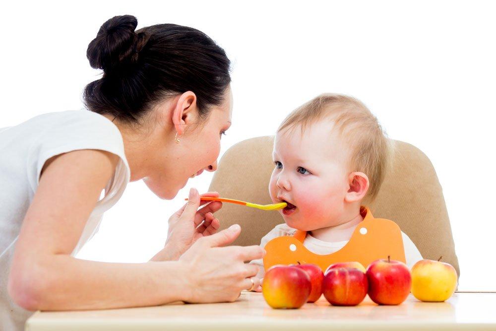 Питание детей и аллергия