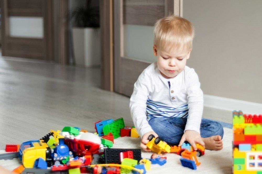 Разве конструктор Лего подходит для малышей?