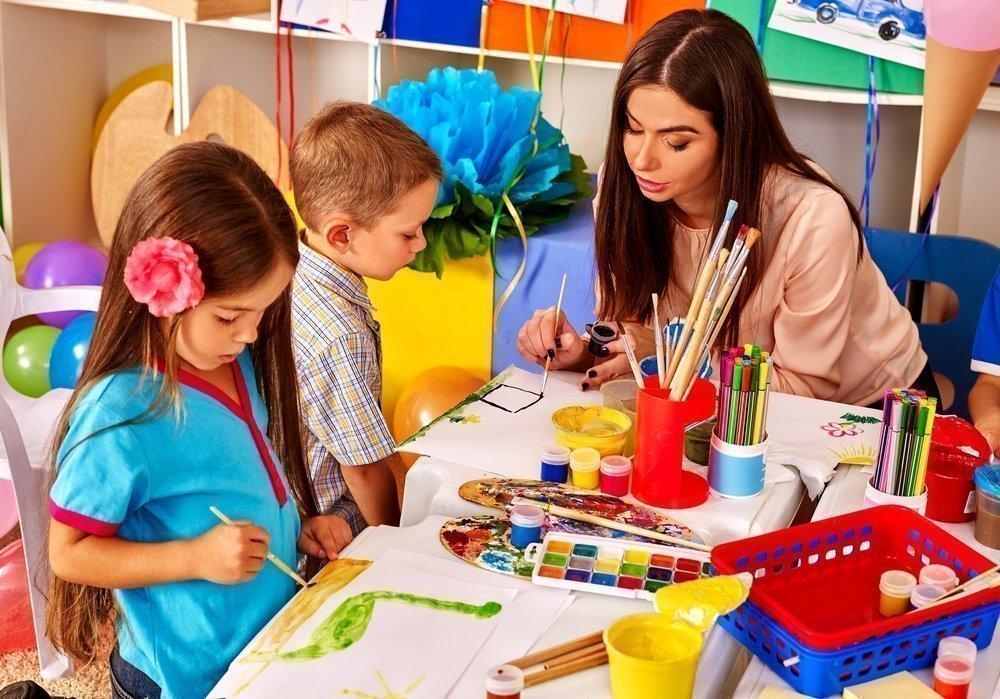 Творческое развитие деятельности детей на каникулах