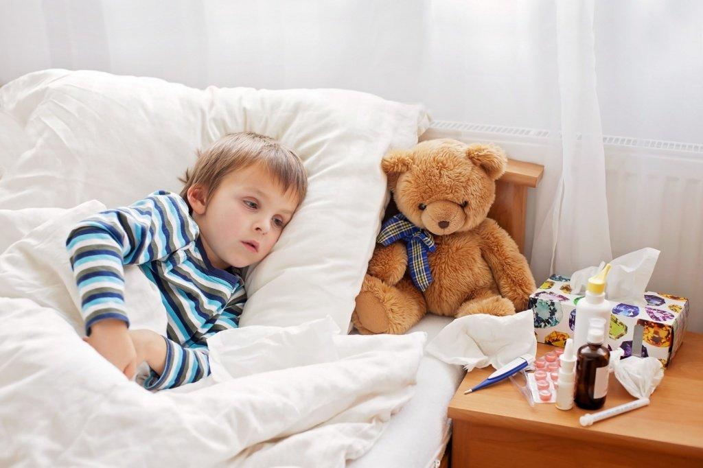 Антибиотики при простуде и ОРВИ