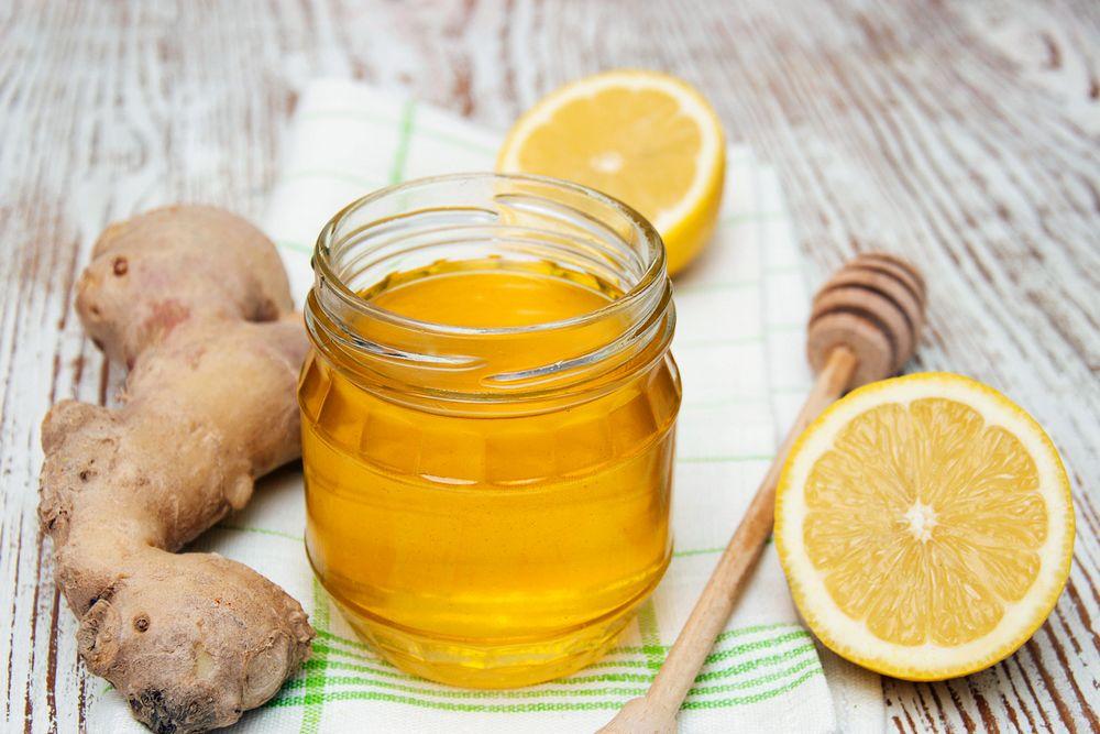 Имбирь мед и лимон рецепт пошагово