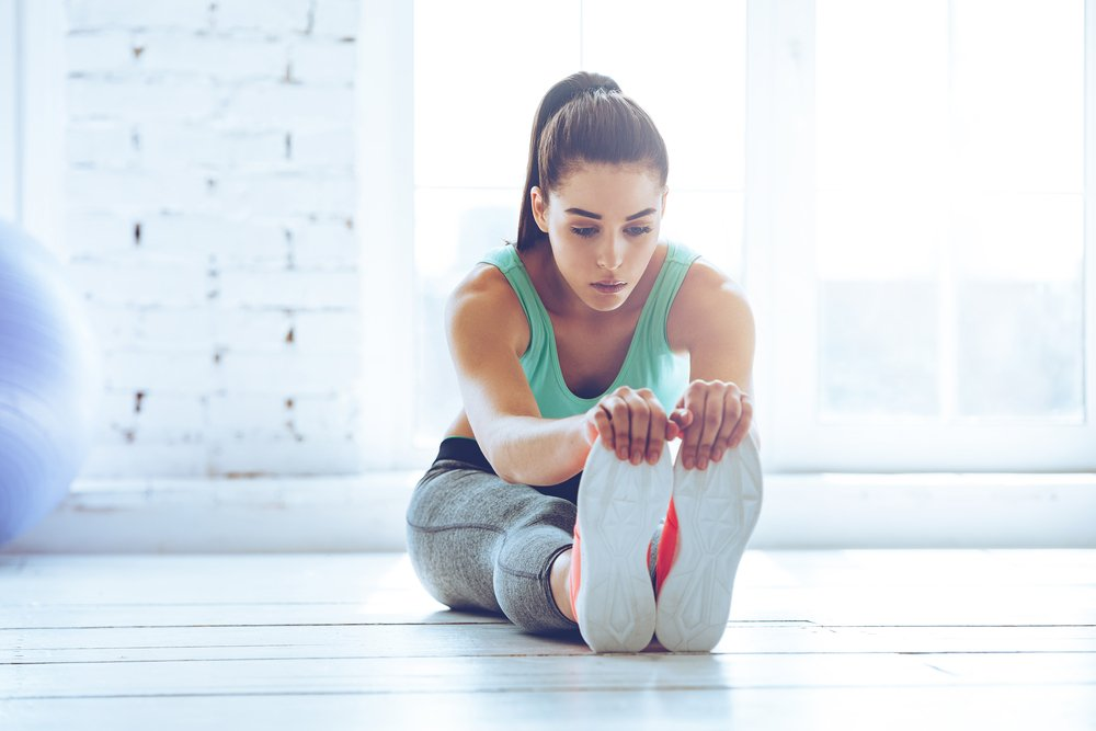 Упражнения на растяжку после физической нагрузки