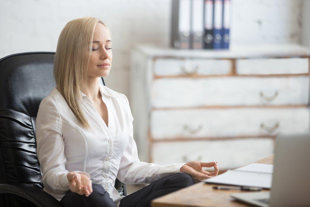 Основные принципы снятия стресса