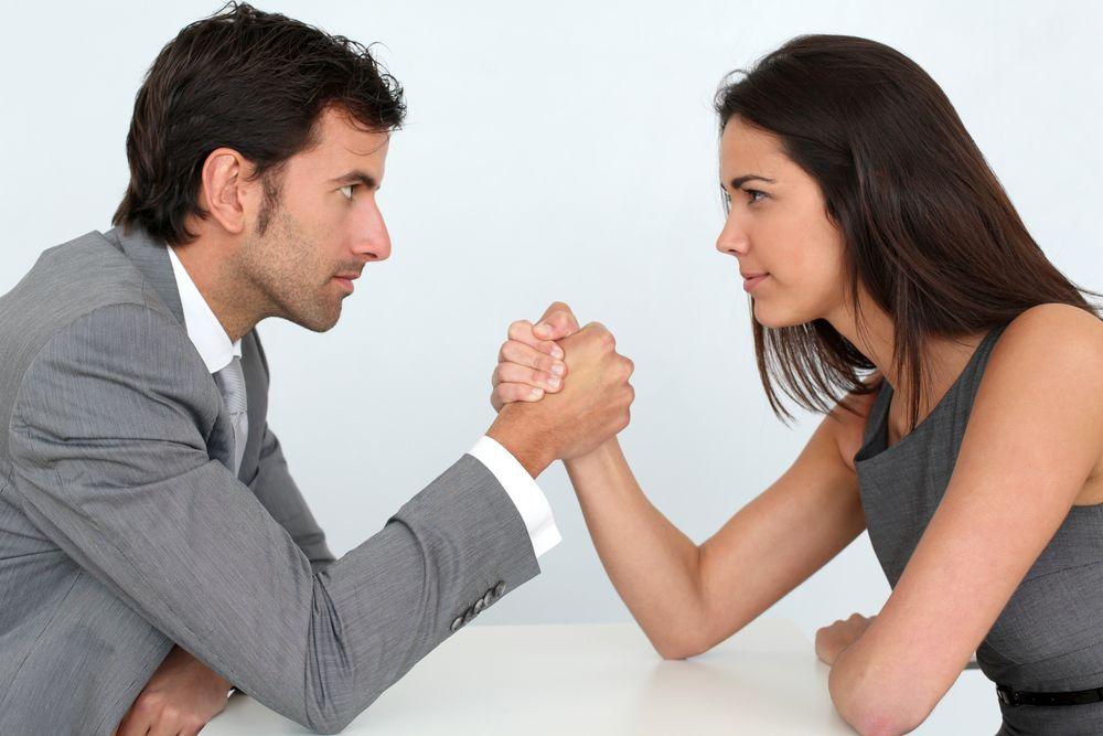 Отношения с другом напоминают соревнование