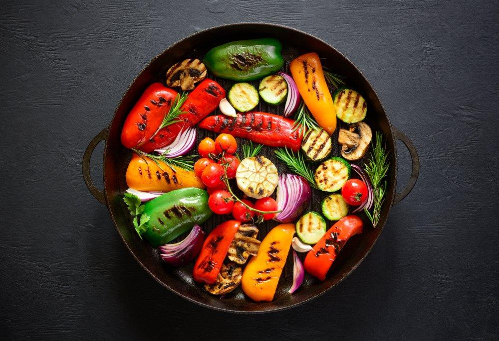 Какие овощи способны ускорить процесс жиросжигания?