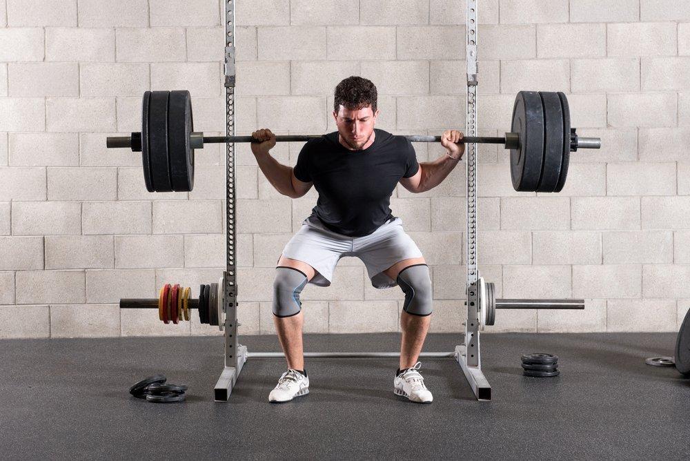 Тренировка квадрицепсов: комплекс упражнений