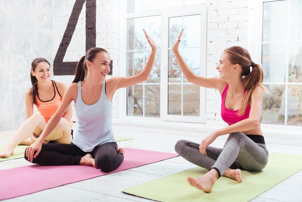 Формирование мотивации к спорту у девушек
