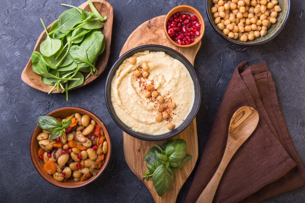 Как приготовить хумус со специями и пряностями?