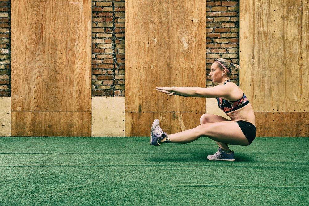 «Пистолетик» — лучшее упражнение для мускулов нижней части тела