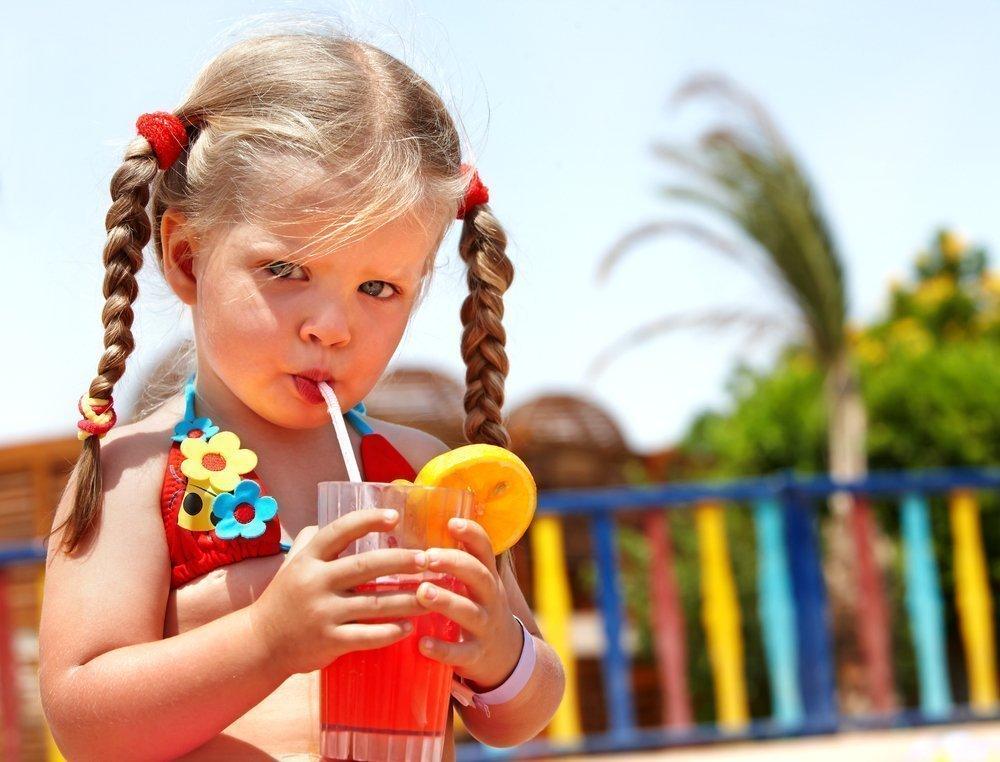 Ошибки родителей в выборе напитков