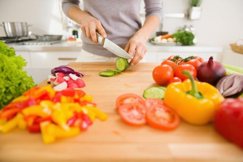 Правильное питание в период лечения как мера профилактики осложнений