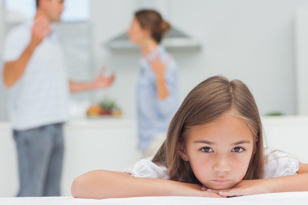 Ребенок не может «достучаться» до родителей