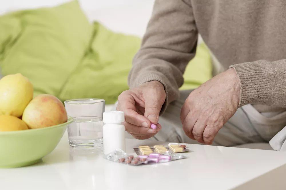Таблетки, применяемые после еды