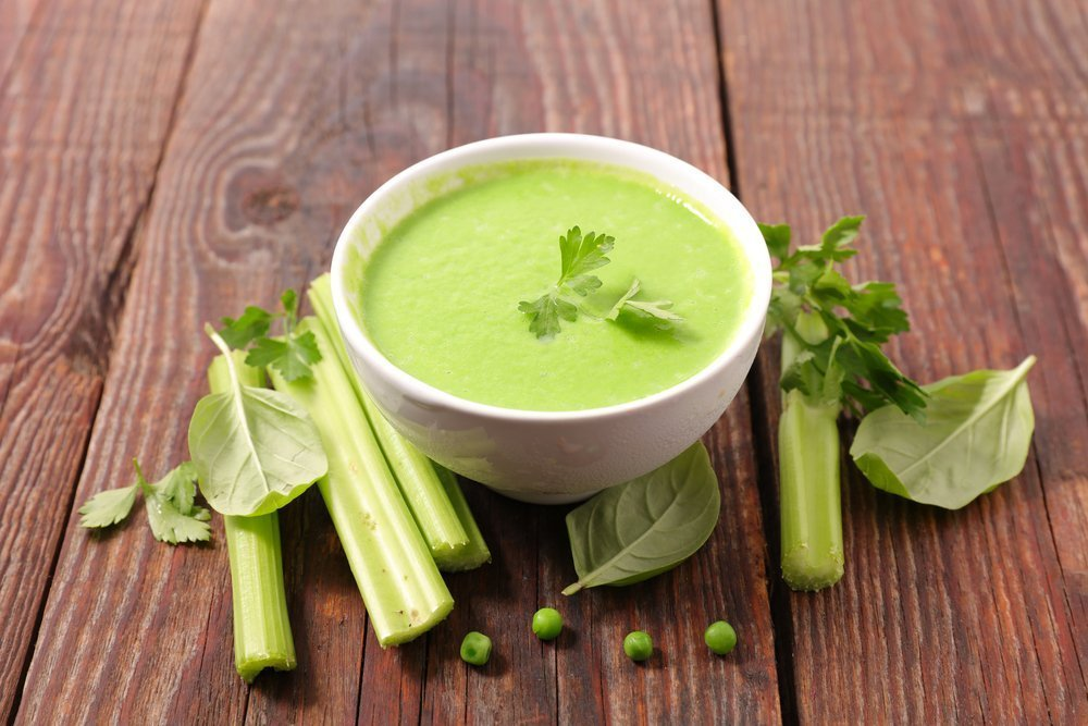 Супы овощные для диеты