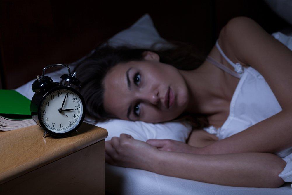 Расстройства, связанные со сном