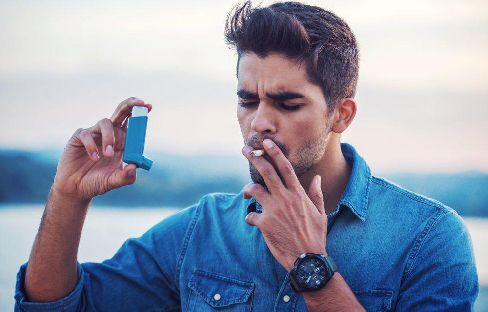 Возможные осложнения при бронхите курильщика