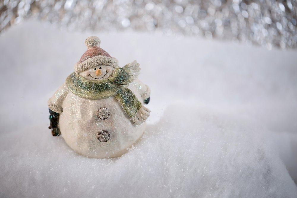 Делаем искусственный снег