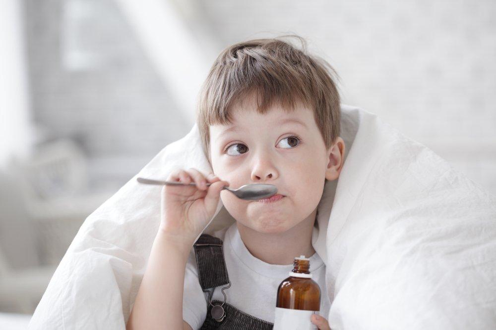 Супракс суспензия для детей