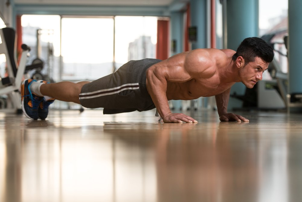 Польза упражнений для мышц груди