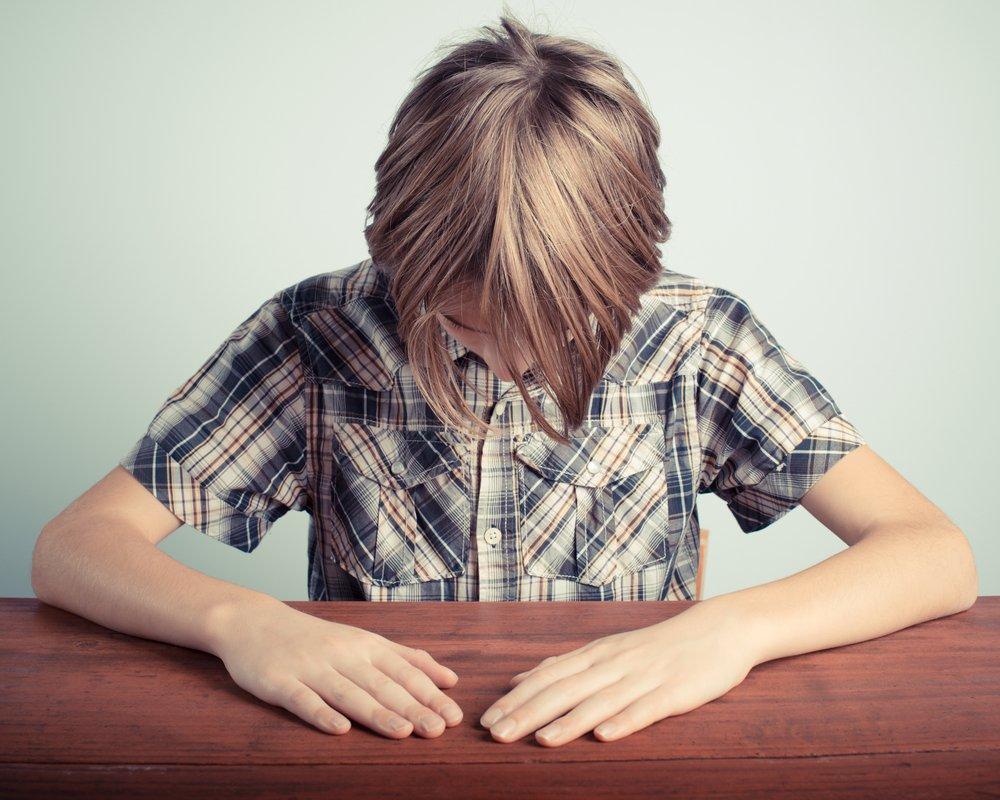 Как дети «сгорают» от стыда?