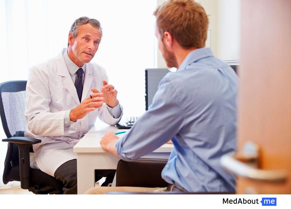 Лечение пациентов с расстройствами потенции
