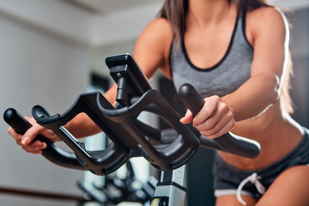 Аэробные упражнения в интервальном режиме