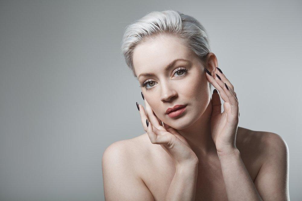 Пепельный: модный тренд в окрашивании волос