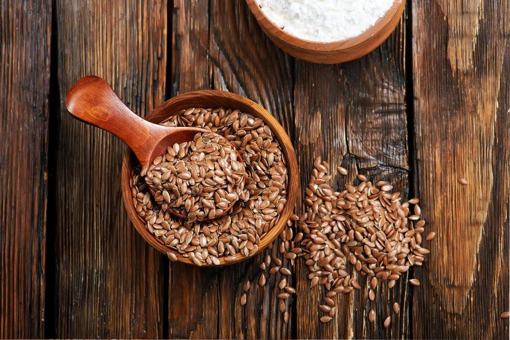 Польза льняного семени для кожи лица