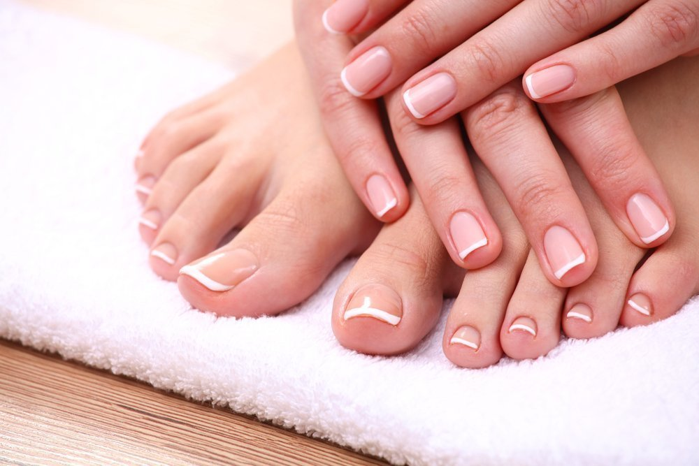 Домашний педикюр: красота ногтей своими руками