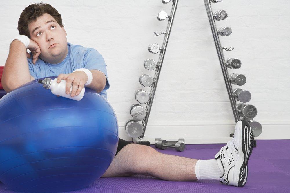 Фитнес для эндоморфа