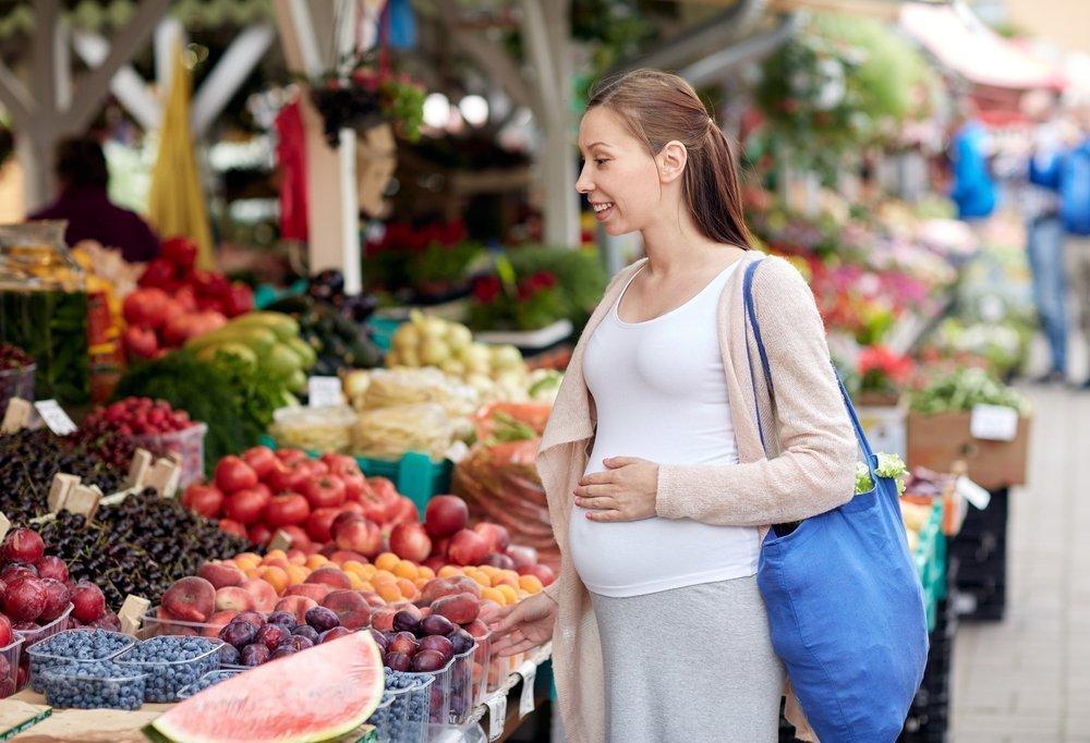 Важность и основы правильного питания в период беременности