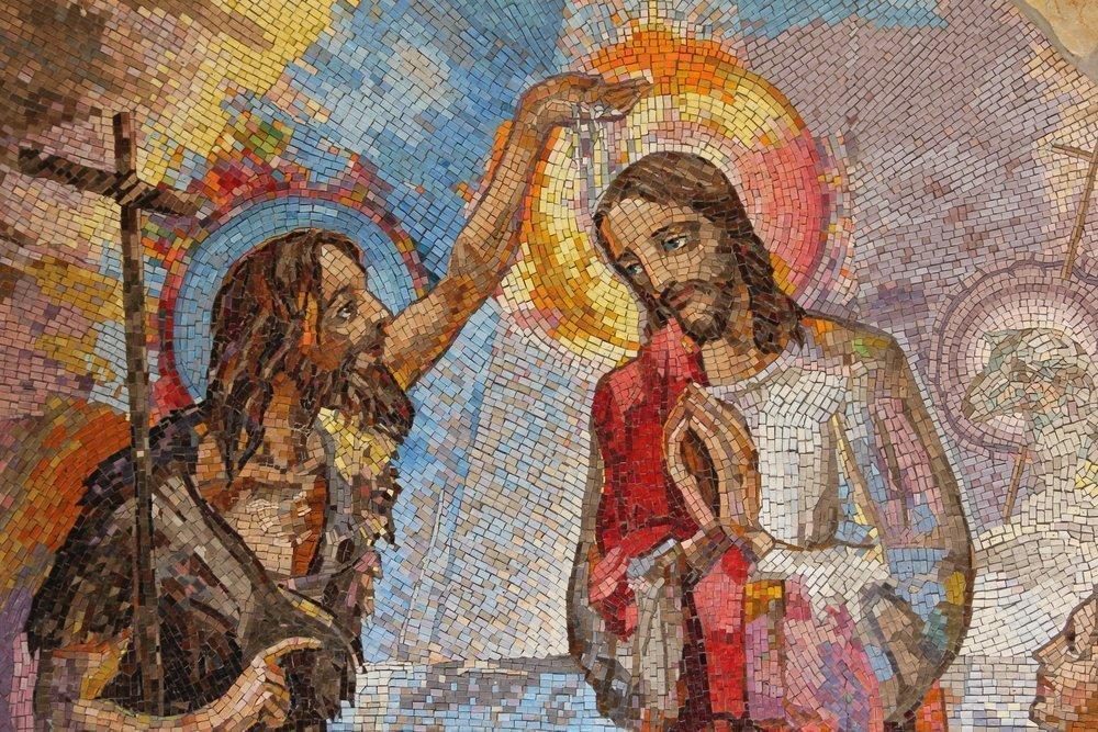 Крещенский Сочельник, Богоявление и крещенская вода