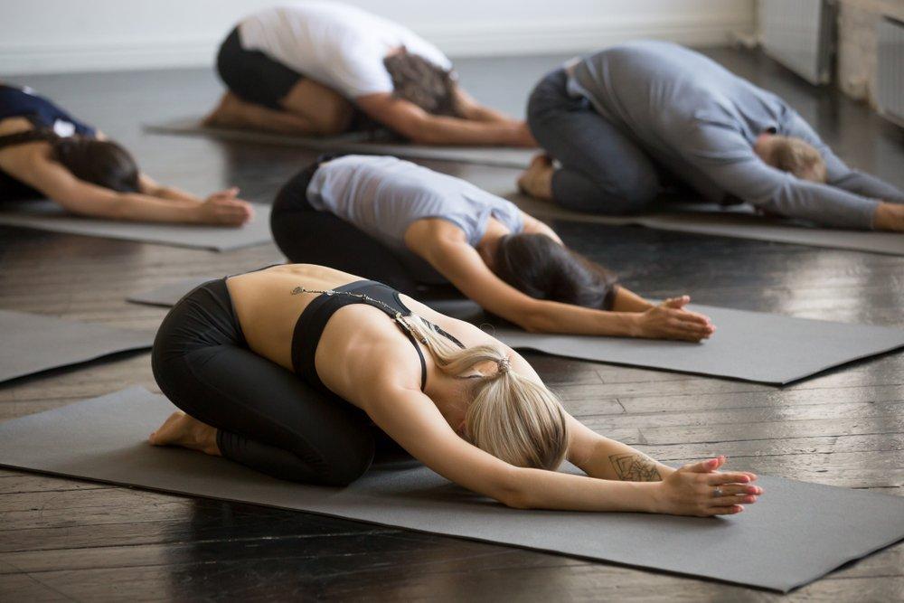 Миф 2: Упражнения на растяжку помогают похудеть
