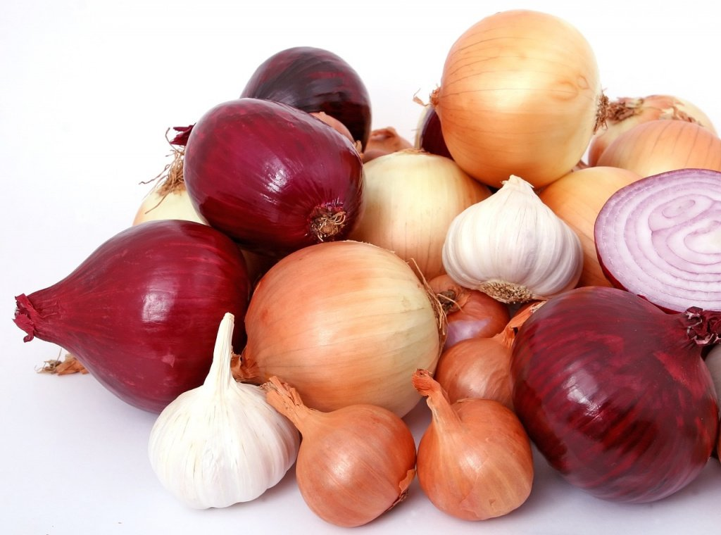 Крепкий иммунитет с острым овощем
