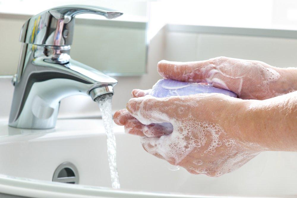 Мытье рук: 20 секунд чистоты