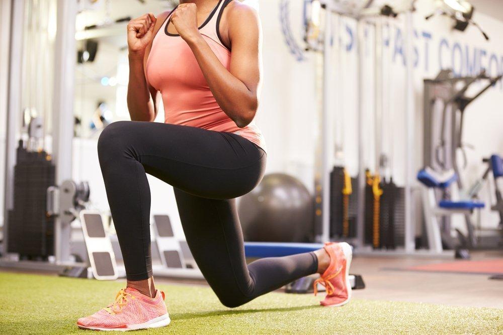 Нюансы физической нагрузки на мышцы бедер и ягодиц