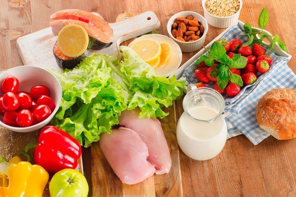 Пункт 1. Питание и его влияние на здоровье