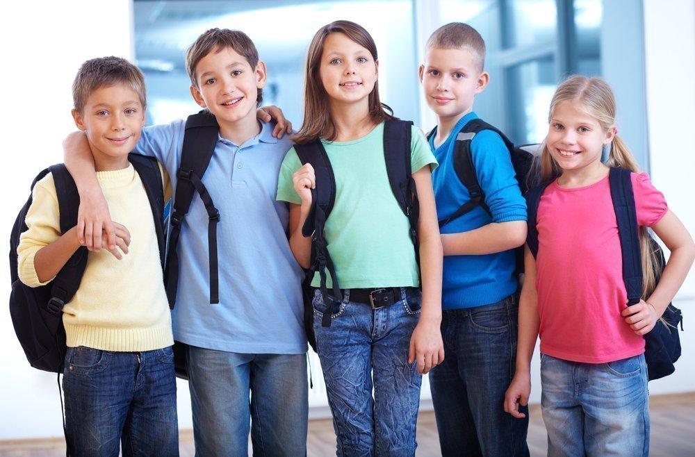 Новая школа и адаптация ребенка