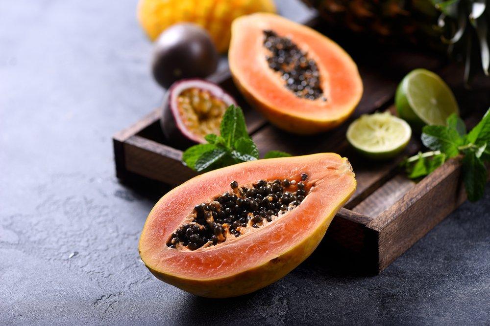 Роль фруктов и ягод в питании беременной