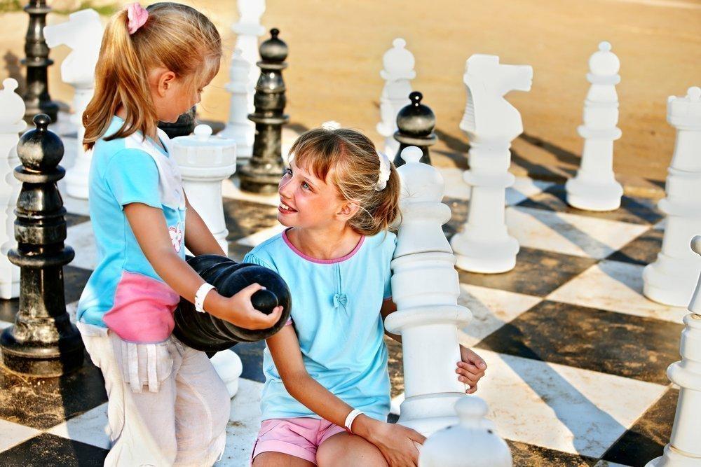 Занятия для детей в отпуске