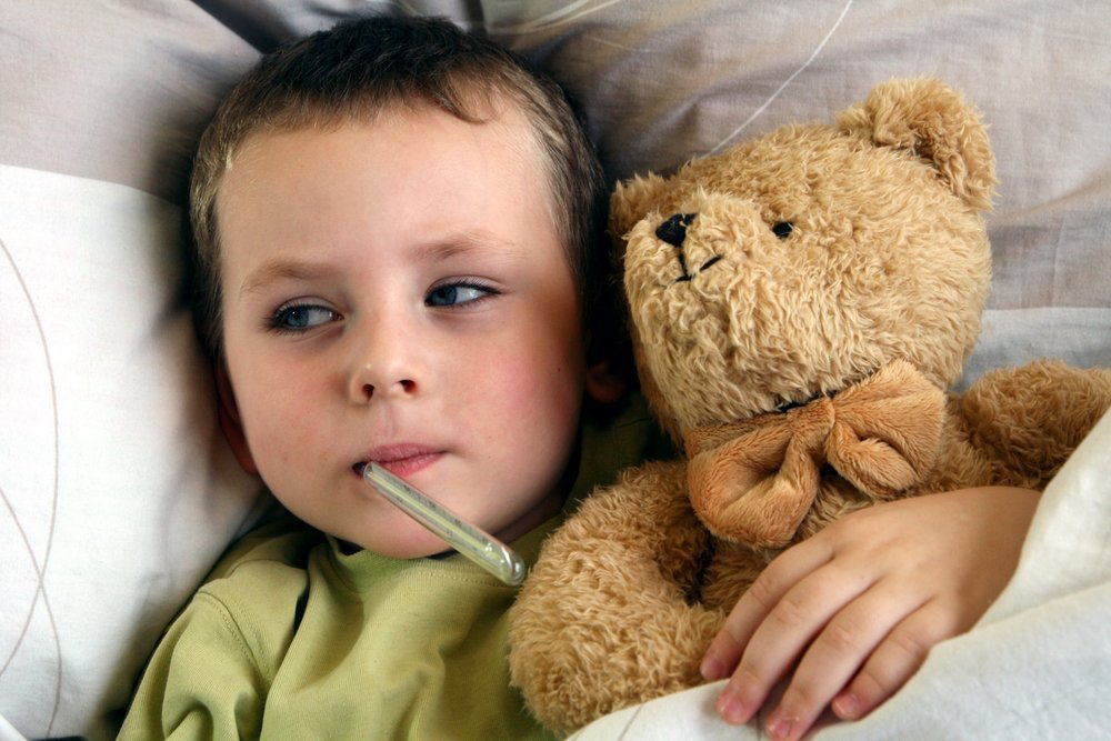 Риски отравления у ребенка и его лечение