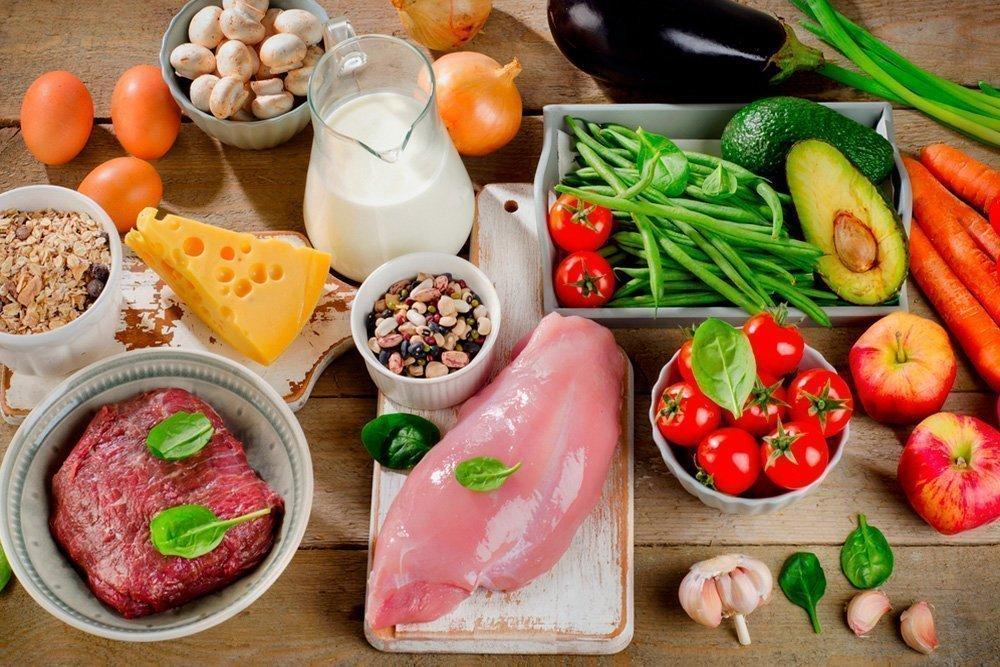 Здоровье: еда должна быть разнообразной, но умеренной