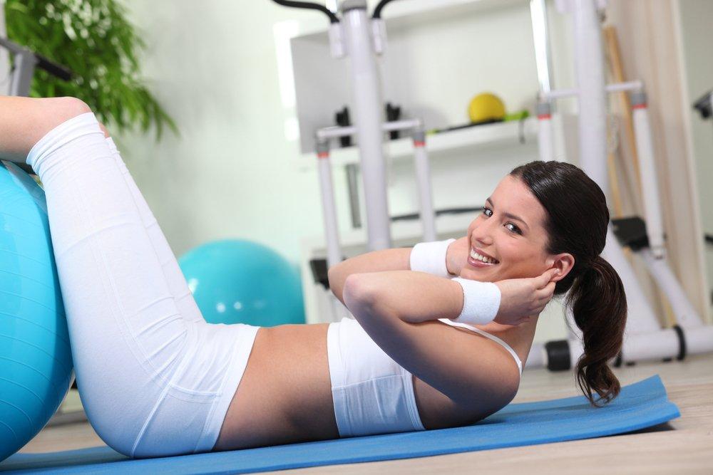 Физические нагрузки для правильного похудения